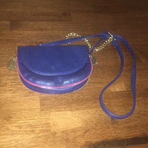 Deux Lux Blue Purse